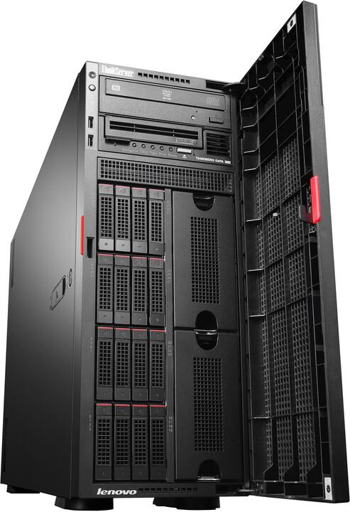 Lenovo ThinkServer TD350 TW /E5-2609v4/8GB/Bez HDD/550W