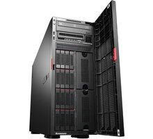 Lenovo ThinkServer TD350 TW /E5-2620v4/16GB/2x600GB SAS 10K/550W - 70DJ006FEU