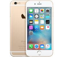 Apple iPhone 6s 32GB, zlatá - MN112CN/A + Zdarma GSM pouzdro CELLY Frost pro Apple iPhone 6/6S, 0,29 mm, černá (v ceně 249,-) + Zdarma GSM reproduktor Accent Funky Sound, červená (v ceně 299,-)