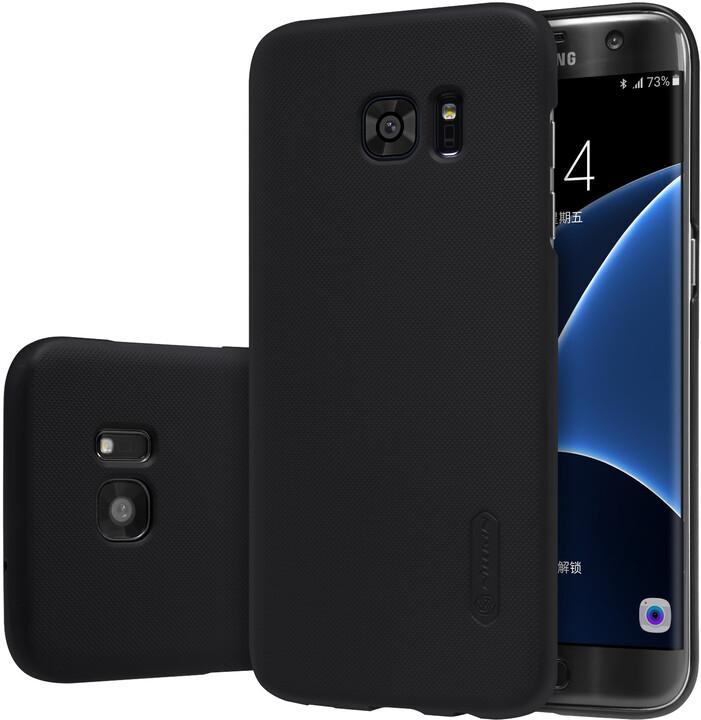 Nillkin Super Frosted Zadní Kryt pro Samsung G935 Galaxy S7 Edge Black