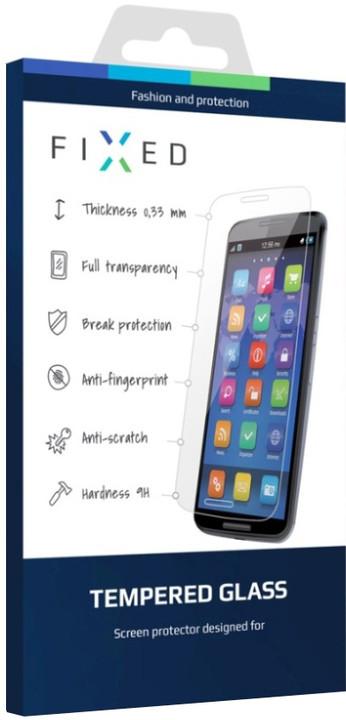 FIXED ochranné tvrzené sklo pro Huawei Y6 II, 0.33 mm