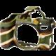 Easy Cover silikonový obal Reflex Silic pro Canon 77D, maskáčová