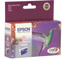 Epson C13T080640, purpurová světlá