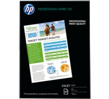 HP Professional Ink Paper Q6593A, A4, 200 ks, 120g/m2, matný