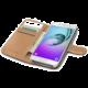 CELLY Wally pouzdro pro Samsung Galaxy A5 (2016), PU kůže, černá