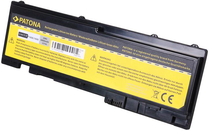Patona baterie pro LENOVO T420s, 4400mAh, Li-Ion, 10,8V