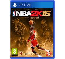 NBA 2K16 - Michael Jordan Edition - PS4 - 5026555421379