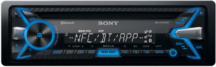 Sony MEX-N4100UBT