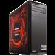 HAL3000 IEM Certified PC Infinium by MSI, černá  + Intel Extreme Masters - kupón na hry a kredit do her v ceně 7452 Kč