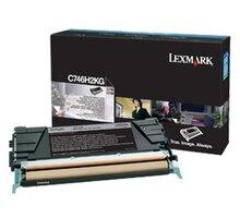Lexmark C746A1CG, cyan, return