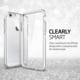 Spigen Ultra Hybrid TECH ochranný kryt pro iPhone 6/6s, crystal white