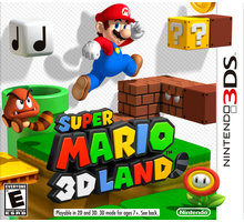 Super Mario 3D Land (3DS) - NI3S688