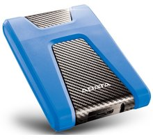 ADATA HD650, USB3.1 - 2TB, modrý - AHD650-2TU31-CBL