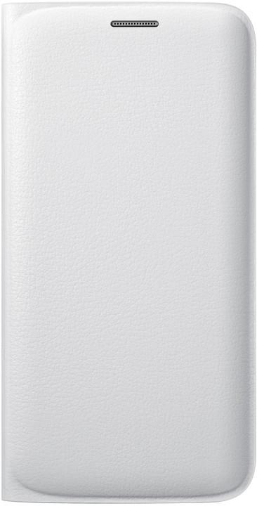 Samsung pouzdro EF-WG925P pro Galaxy S6 Edge (G925), bílá