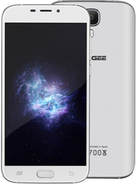 DOOGEE X9 - 16GB, bílá
