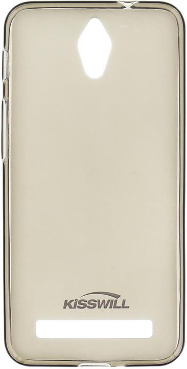 Kisswill TPU Pouzdro Black pro Asus ZenFone C ZC451CG