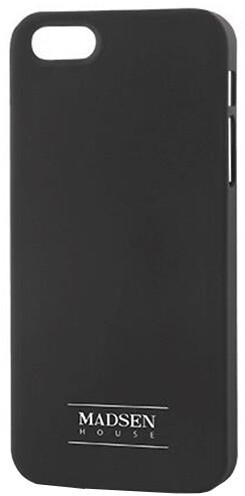 Madsen zadní kryt pro Apple iPhone 5/5s, černá