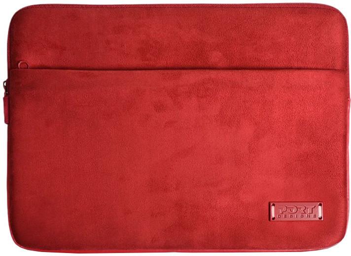 """Port Designs MILANO pouzdro na 15,6"""", červená"""