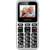 myPhone MINI, bílá - TELMY10MINIWH