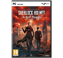 Sherlock Holmes: The Devil's Daughter (PC) - PC