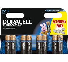Duracell Turbo Max AA 1500 K8 Duralock - 10PP030028