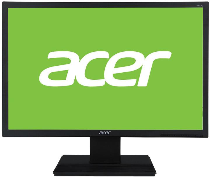 "Acer V226WLbmd - LED monitor 22"""