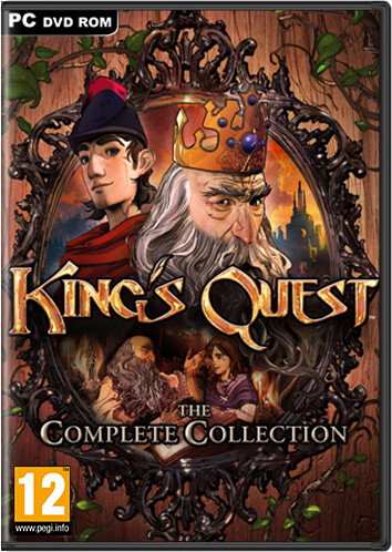 Kings Quest: Complete Collection - PC