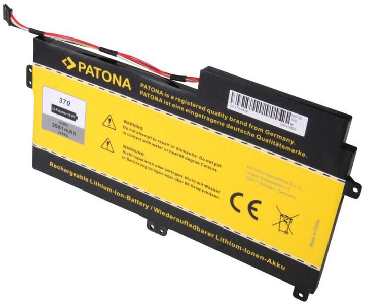Patona baterie pro ntb Samsung 370 3900mAh Li-Pol 3,7V AA-PBVN3AB