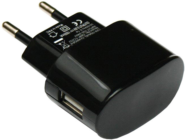DC PREMIUM CEST.DOB. S VÝSTUPEM USB (1000mA)
