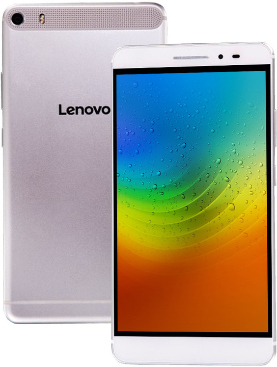 Lenovo Phab Plus - 32GB, platinum