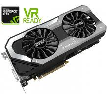 PALiT GeForce GTX 1080 Super JetStream, 8GB GDDR5X - NEB1080S15P2J + PC Hra Watch Dogs 2 v ceně 1399,-Kč