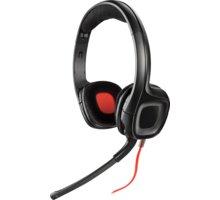 Plantronics Gamecom 318, černá + hra SpeedRunner - 201250-16
