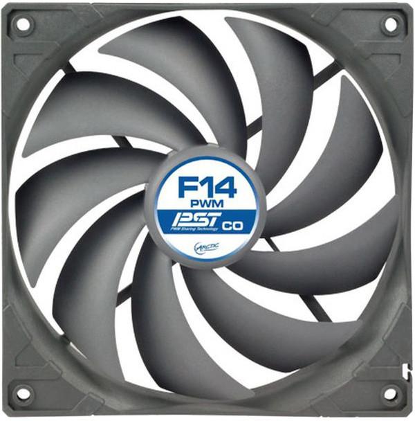 Arctic Fan F14 PWM PST CO