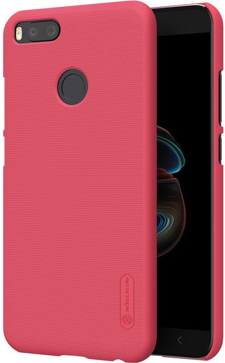 Nillkin Super Frosted Zadní Kryt Red pro Xiaomi Mi A1