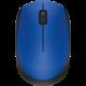 Logitech Wireless Mouse M171, modrá