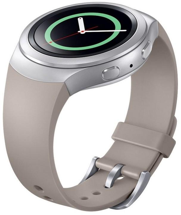 Samsung výměnný pásek pro Gear S2, šedá