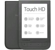 PocketBook 631 Touch HD, černá - EBKPK1562