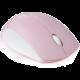 Rapoo 3360 Mini, růžová