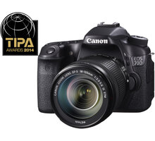 Canon EOS 70D / EF-S 18-135 IS STM - 8469B043
