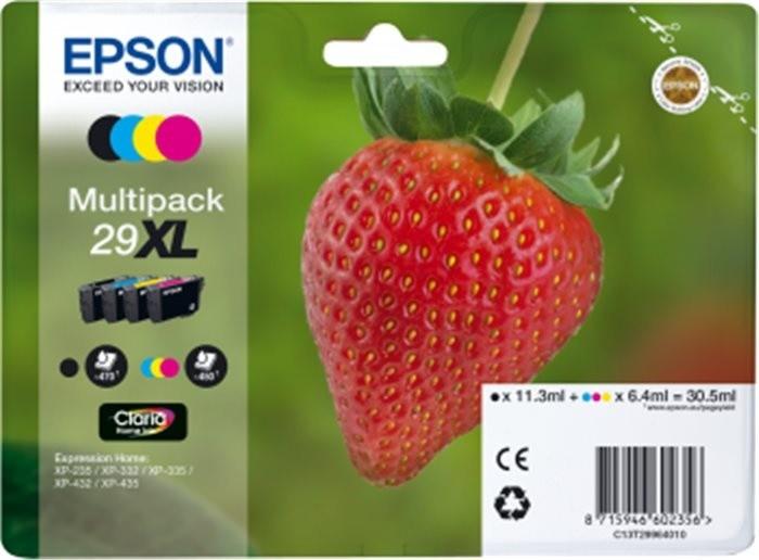 Epson C13T29964010, XL, multipack
