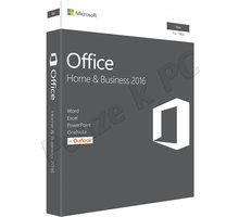 Microsoft Office Mac 2016 pro domácnosti a podnikatele - pouze k Apple zařízení - W6F-00952