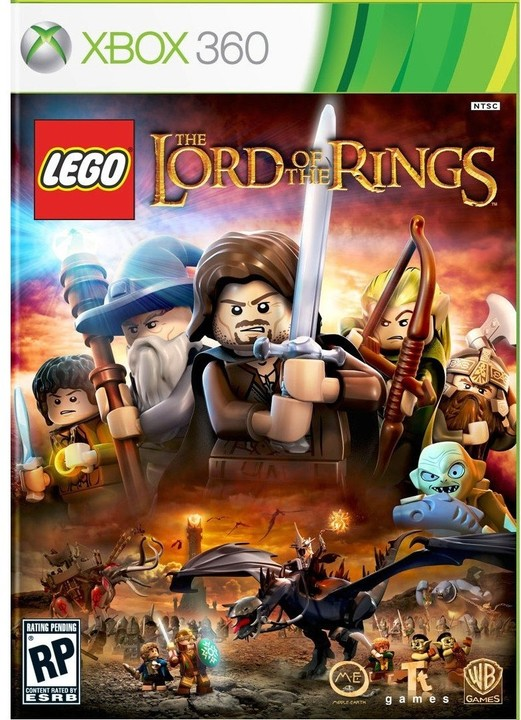 LEGO The Lord of the Rings - X360