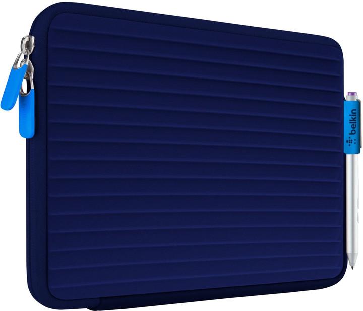"""Belkin Sleeve Type N GO pouzdro, 10"""", modrá"""
