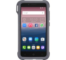 ALCATEL ONETOUCH GO PLAY Rubber Case, Grey - G7048-3AALBMG