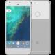 Google Pixel - 32GB, stříbrná  + Zdarma inCharge USB-C, červený (v ceně 349,-)