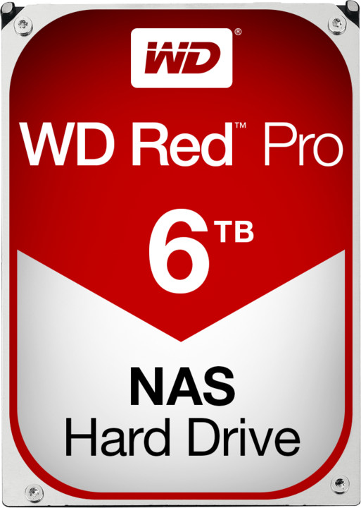 WD Red Pro - 6TB