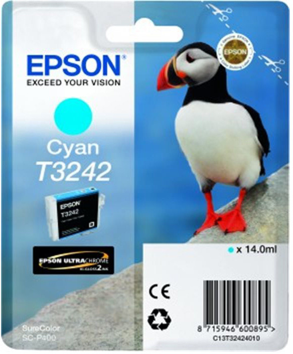 Epson T3242, cyan