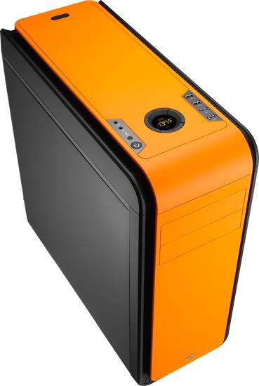AeroCool DS 200 Orange Edition