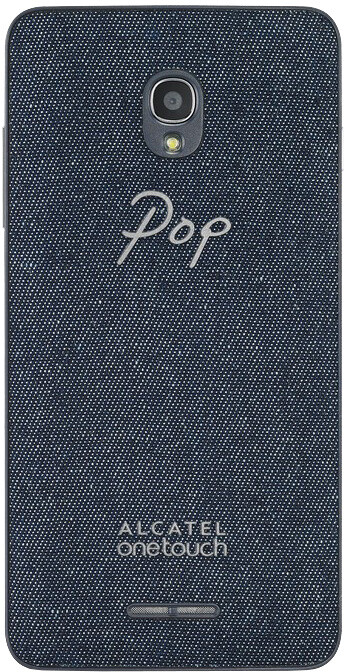 ALCATEL ONETOUCH 5022D POP STAR Fabric Case, Jean