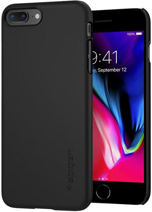 Spigen Thin Fit iPhone 8 Plus, black